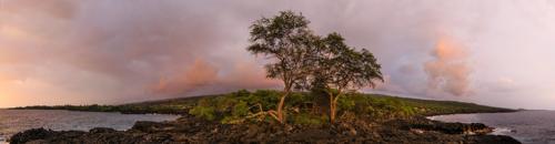 Lands End in Kailua Kona