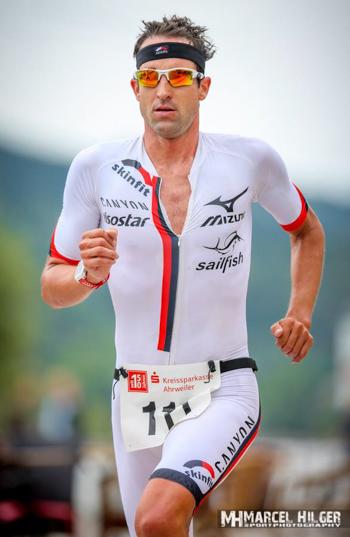 Boris Stein beim Laufen